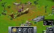 Jurassic Park Builder Tapejara Level24 Nov. 05, 2015