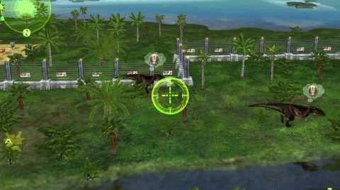 Jurassic Park Operation Genesis - When Carnivores Attack!