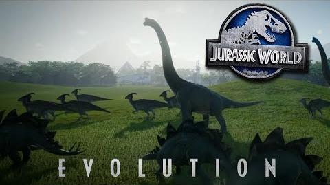 Jurassic World Evolution! - Interview Frontier Expo