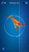 GEN 2 Spinosaurus Drone