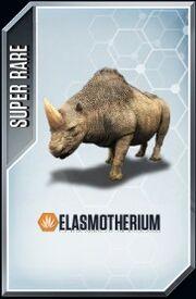 Elasmotherium card