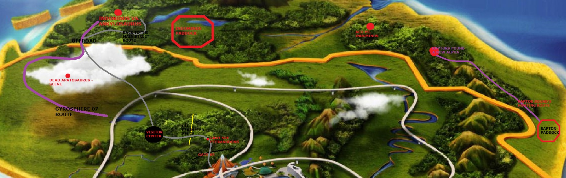 Image jurassic world map cleang jurassic park wiki fandom jurassic world map cleang gumiabroncs Images