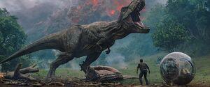 JurassicWorldFallenKingdom - Rexy
