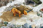 Level 40 Elasmotherium