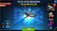 Megalodon Special Offer Old