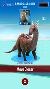Amargasaurus Map