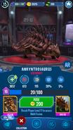 Ankyntrosaurus JWA