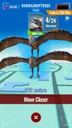 Double Pterosaur Glitch