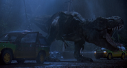 Побегтираннозавра