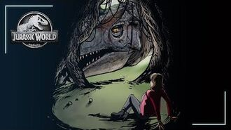 Dinosaur Territory Proceed With Caution - Motion Comic Ep. 4 Jurassic World