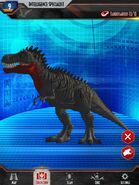 Tarbosaurus jwf