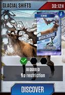 Glacial Shifts Event-Megaloceros