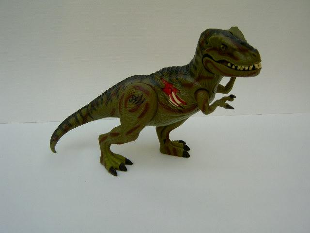 Jurassic Park 3 Velociraptor Toy Jurassic Park I...