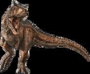 Jurassic world carnotaurus updated by sonichedgehog2-dc377dl
