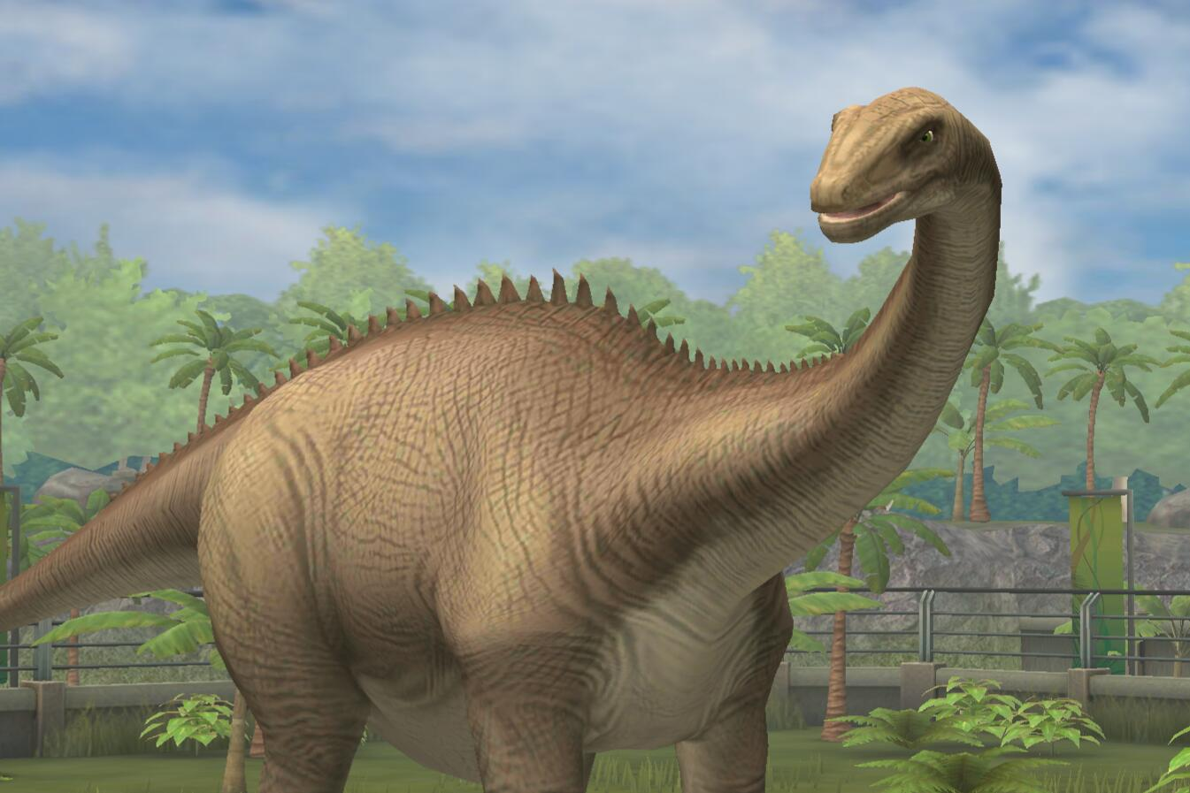 Diplodocus jw tg jurassic park wiki fandom powered by - Dinosaure diplodocus ...