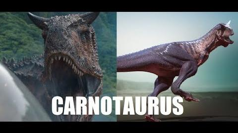How Scientifically Accurate is the Jurassic World CARNOTAURUS Dinos in the Media PK news update
