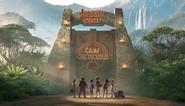 Jurassic World Camp Cretaceous teaser poster 2019
