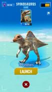 Spinosaurus Map