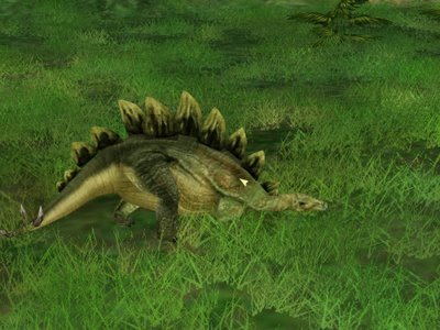 Stegosaurus/Operation Genesis | Jurassic Park wiki ...
