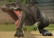 Allosaurus lvl 10