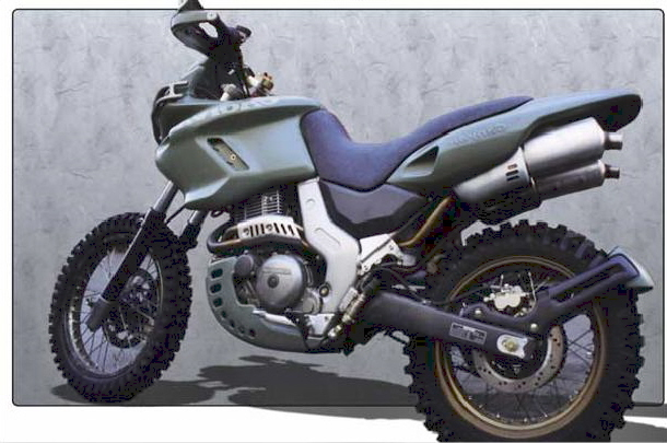 Cagiva Canyon Motorcycles | Jurassic Park wiki | FANDOM powered by Wikia