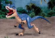 Наклейкасаллозавром