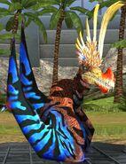 Tropeognathus lvl 40