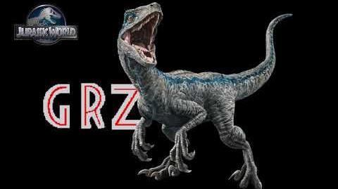 Velociraptor Blue Sound Effects