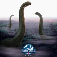Brachiosaurus Migration JWA