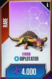 Diplotatorcard