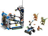 Lego 75920 Raptor Escape