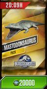 Mastodonsaurus Pack