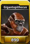 Gigantopithecus Max Icon JPB