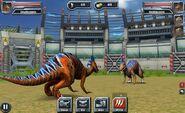 Jurassic Park Builder Battle Arena Ouranosaurus17 Nov. 03, 2015
