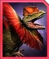 Diloranosaurus Icon JWA