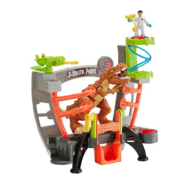 Imaginext Jurassic World Research Lab megalosaurus