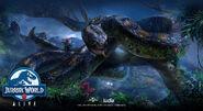 JurassicWorldAlive Wallpaper 10 desktop