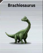Brachiosauruscard