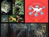 Гибридизация динозавров