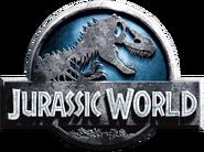 Jurassic World - Updated logo