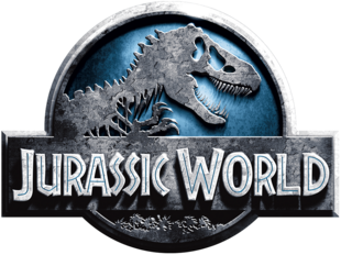 Jurassic World - Updated logo
