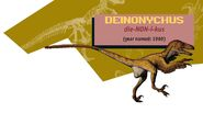 Jurassic park jurassic world guide deinonychus by maastrichiangguy ddlnmoh-pre
