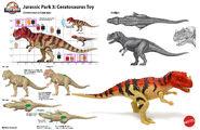Ceratosaurus ToyPortfolio small
