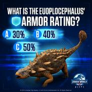 Euoplocephalus Armor Quiz