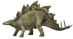 Jurassic world fallen kingdom stegosaurus v4 by sonichedgehog2 dco06sh-pre