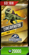 Concavenator Pack