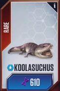 Koolasuchus JWTG