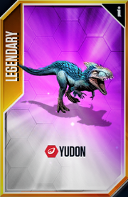 Yudon New Card