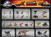 JW Dino Rivals checklist