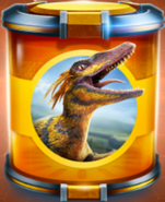 Pyroraptor Epic Incubator